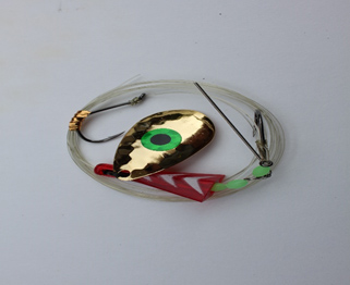 6# Red Gold Green Eye SKU-SHR005